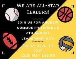 Andrew School's Leadership Day