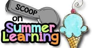 Summer Learning Updates
