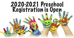 Preschool Registration Information