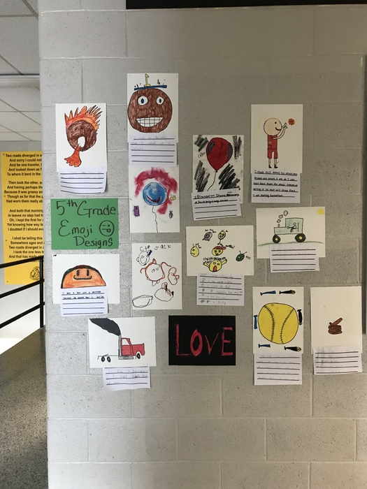 5th grade emoji design