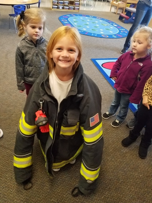 Firefighter Avery