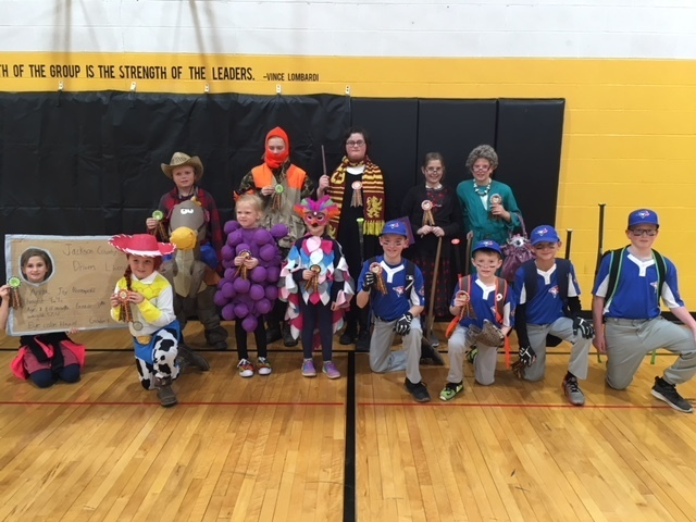 Costume Contest Winners