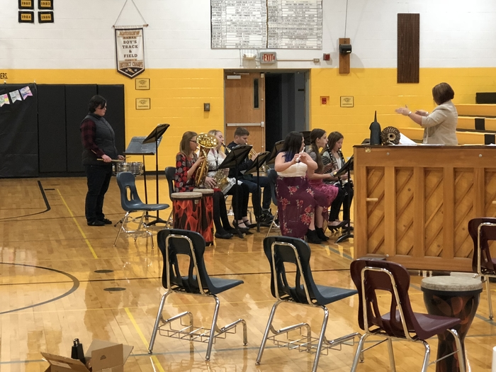 MS Band Concert