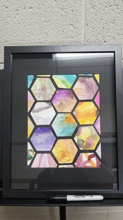 Hexagons Arts @ Andrew 2018